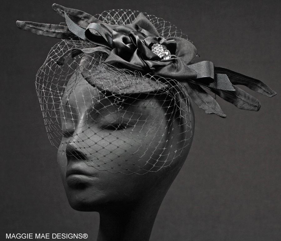 Cocktail Hats and Fascinators at Maggie Mae Designs 0ff2e95817c1