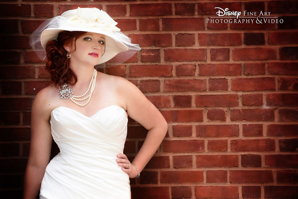 "The ""Memi's Sophie"" Bridal Hat"