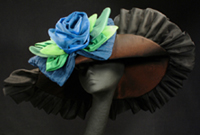 The Art of Kentucky Derby Hats, Ashley Strickland of CNN.com
