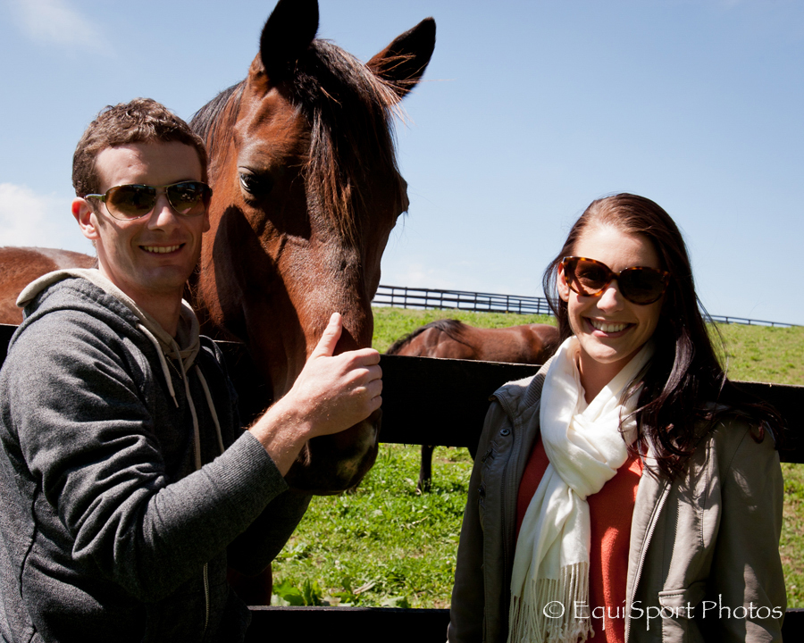 Blog - Hats Off to Shea and Julien Leparoux - Hats Off to the Horses fundraiser for Old Friends