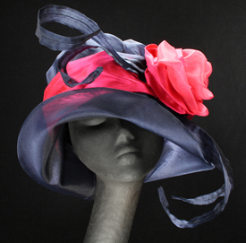 1920's style cloches and flapper hats for women