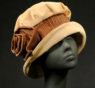 cloche hats for fall/winter