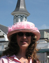 Hats for Derby - Beverly Der56-001