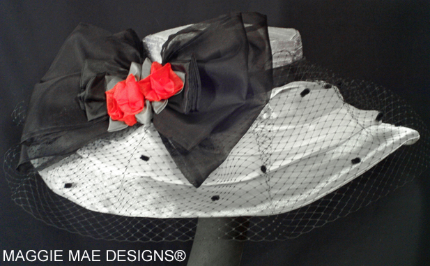 "The ""Black Tie Affair"" Hat"
