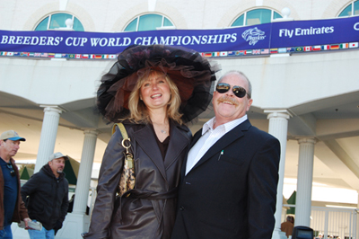 Hats for Breeders' Cup