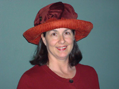 Ladies' custom hats - Barbara
