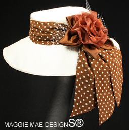 Silk Derby hats