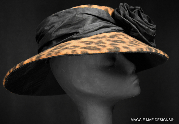 The Leopard Hat Collection