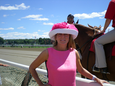 Hats for horse racing events