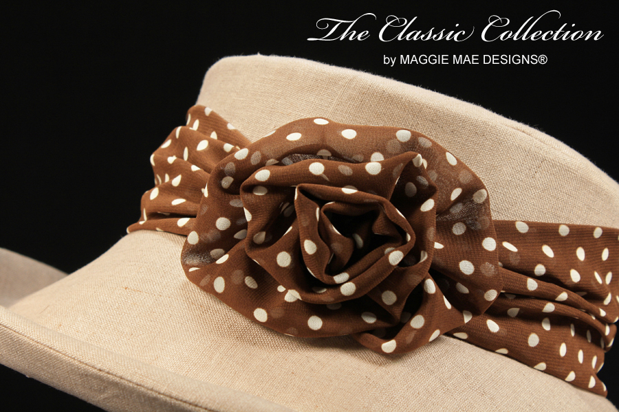 """The Classic Collection"" - a new collection of summer linen hats"