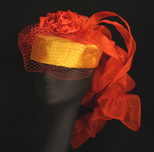 cocktail hats for garden party