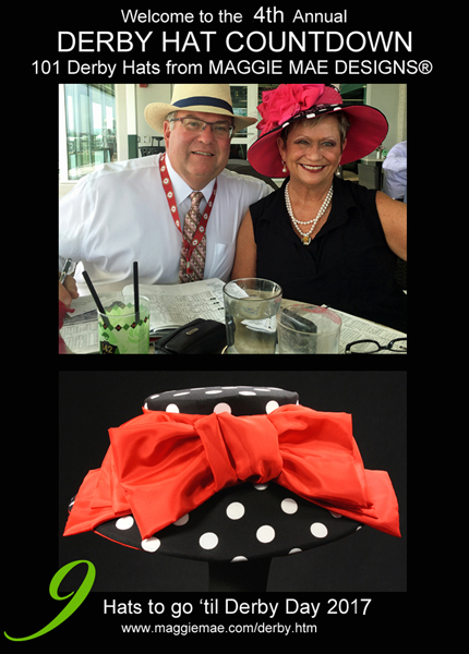2017 Derby Hat Countdown