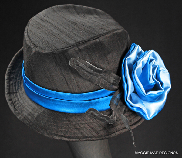 Dylan top hat for Derby