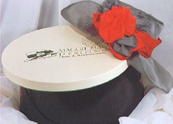 Custom hat boxes