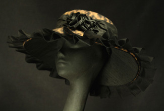 hats for equestrian events