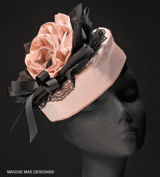Juliette Der54-010 cocktail hat