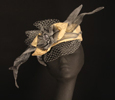 ladies' couture millinery