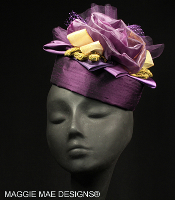 cocktail hats for Breeders' Cup races