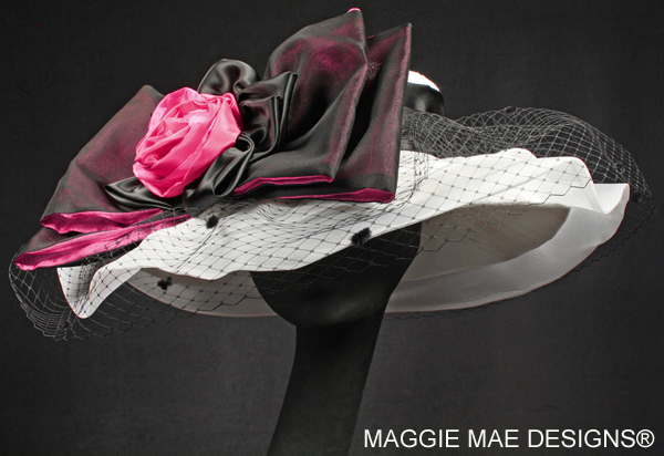 "The ""Kristy"" Derby Hat by MAGGIE MAE DESIGNS®"