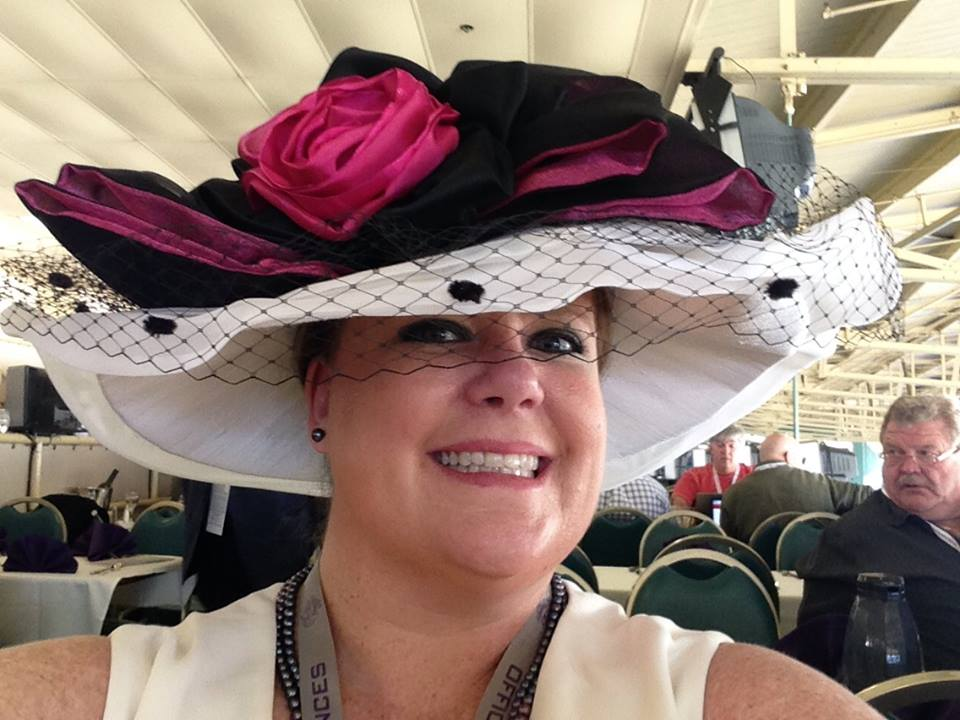 hats for horse racing