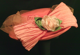 ladies' fancy garden party hats