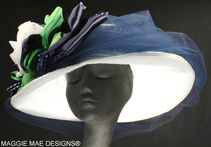 Kentucky Derby and Royal Ascot hats