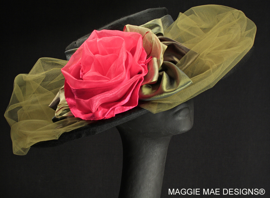 Breeders' Cup hats, Derby hats, Del Mar hats