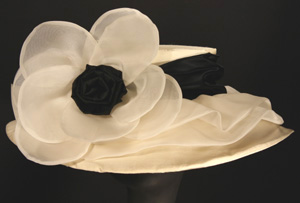 wedding and Derby hats