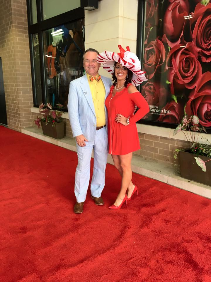 Hats for the Kentucky Derby