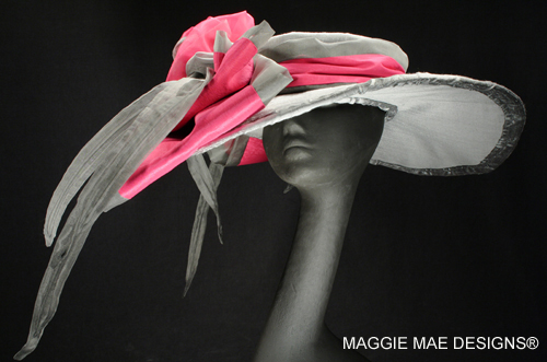 "2012 Royal Ascot Magazine - The ""Michaela"" Hat"