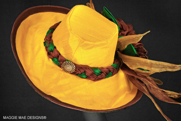 "The ""Mr. Cowboy"" auction hat - ""Hats Off to the Horses"""