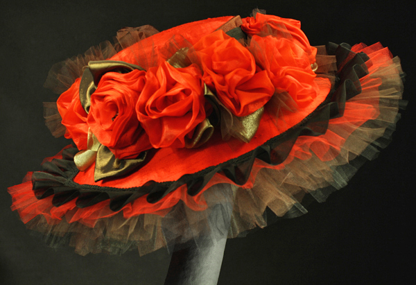 Custom Millinery for Women