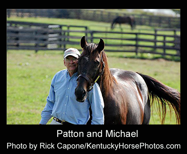 Patton and Michael - Photo by Rick Capone