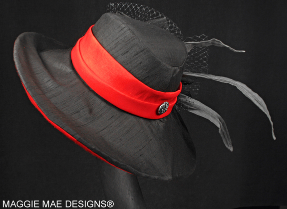 "The ""Jordan"" Hat from The Rosie Signature Hat Collection"