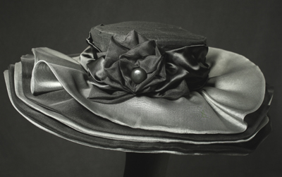 couture hats for World Equestrian Games
