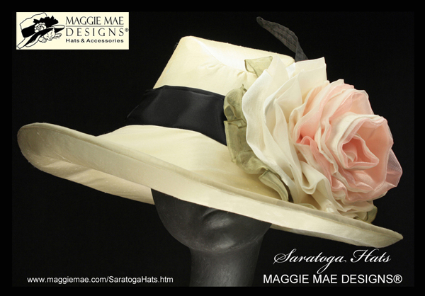 """Saratoga Hats"" by MAGGIE MAE DESIGNS®"