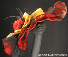 custom ladies hats for Royal Ascot
