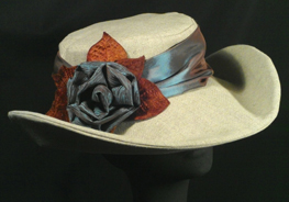 Ready to wear hats for Spring and Summer