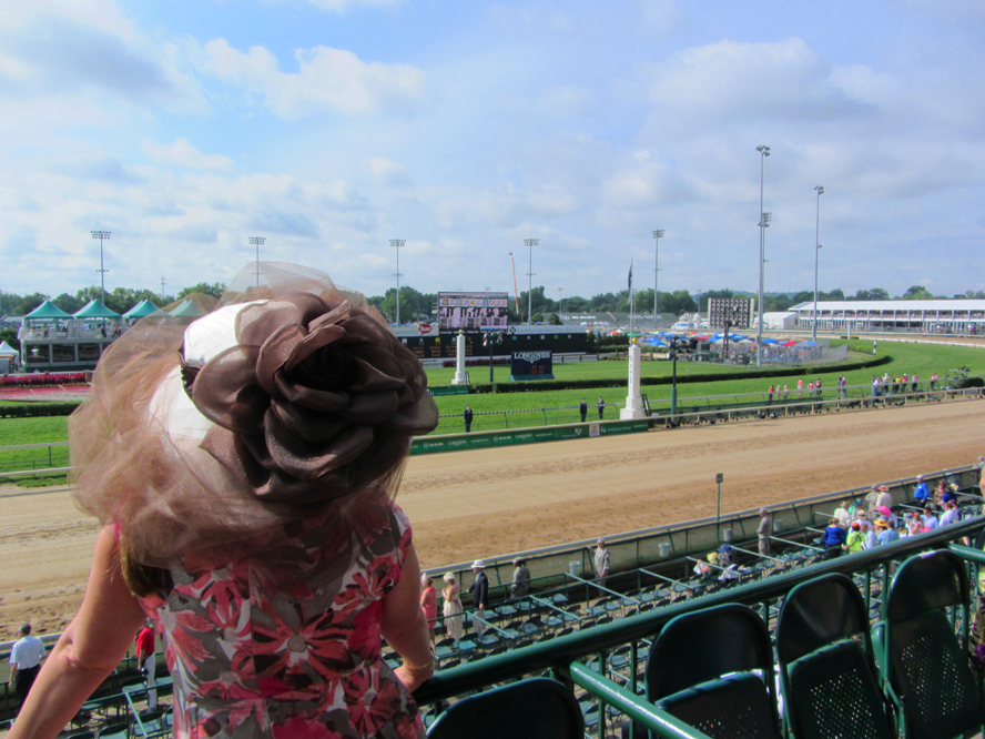 Churchill Downs, Derby 2012