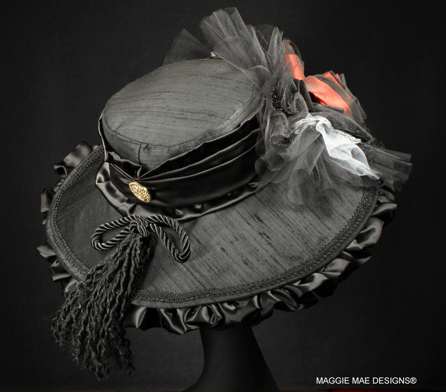 "The ""Thunder Rumble"" hat - ""Hats Off to the Horses"""