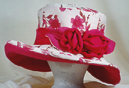 Annabelle fancy hat