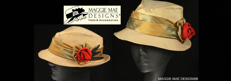 MAGGIE MAE DESIGNS® Custom Hats for Women - men's hats