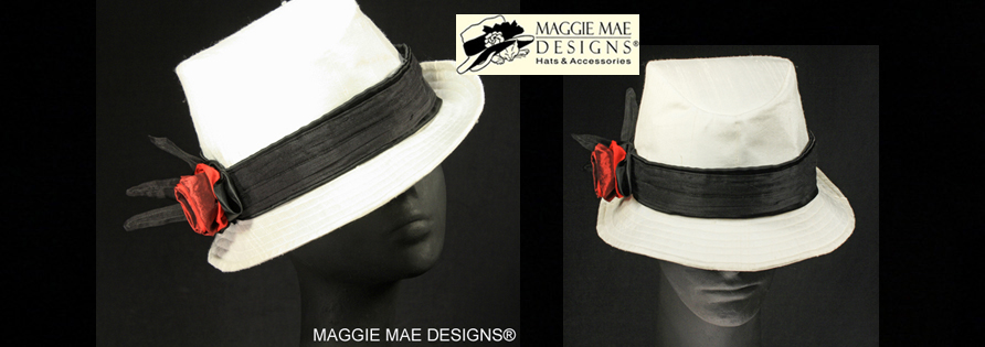 MAGGIE MAE DESIGNS® Custom Hats for Women -  image