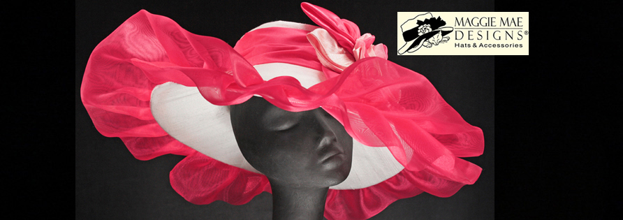 MAGGIE MAE DESIGNS® Custom Hats for Women - Rachelle Hat