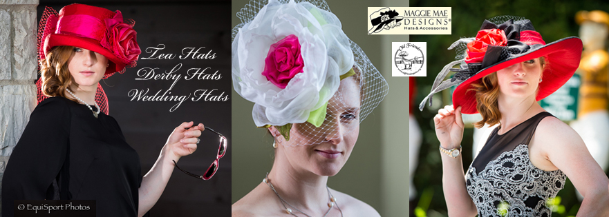 ae52292faf2 MAGGIE MAE DESIGNS® Custom Hats for Women - The Rosie Signature Hat  Collection that benefits