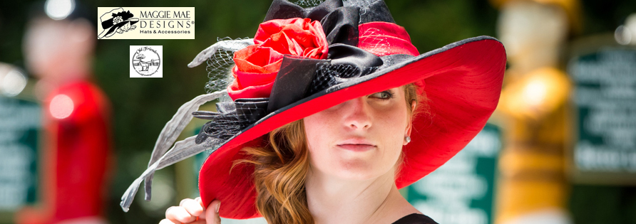 The Rosie Signature Hat Collection for Old Friends by MAGGIE MAE DESIGNS® - photos EquiSport Photos