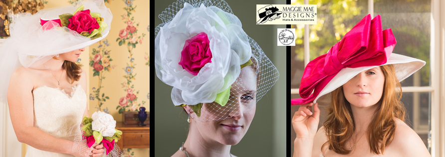 The Rosie Signature Hat Collection for Old Friends by MAGGIE MAE DESIGNS® - photo by Unveiled Studio