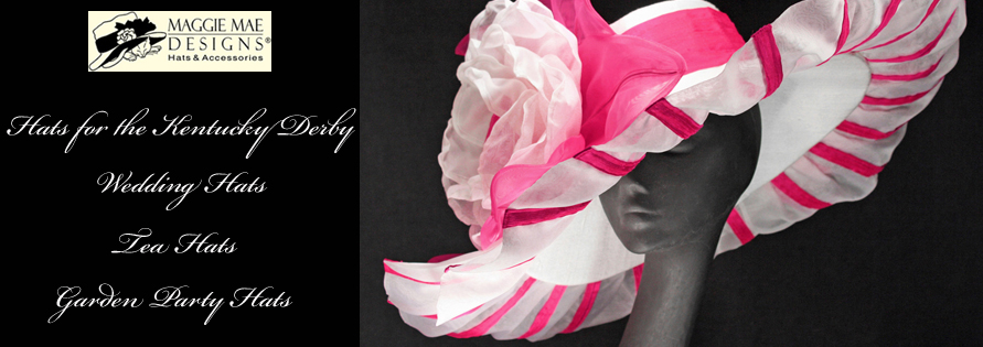 MAGGIE MAE DESIGNS® Custom Hats for Women
